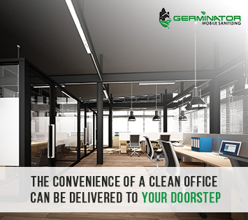 Picture of an Office Sanitized by Germinator Atlanta
