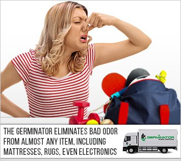 Decatur odor removal
